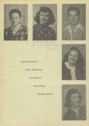 Page 14, 1948 Edition, Troutman High School - Hi Way Yearbook (Troutman, NC) online yearbook collection