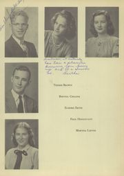 Page 15, 1948 Edition, Troutman High School - Hi Way Yearbook (Troutman, NC) online yearbook collection
