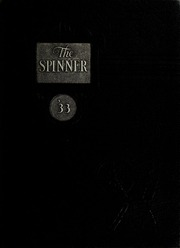 1933 Edition, Gastonia High School - Spinner Yearbook (Gastonia, NC)