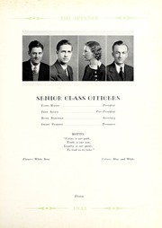 Page 15, 1933 Edition, Gastonia High School - Spinner Yearbook (Gastonia, NC) online yearbook collection