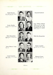 Page 17, 1933 Edition, Gastonia High School - Spinner Yearbook (Gastonia, NC) online yearbook collection