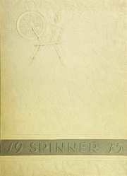 1935 Edition, Gastonia High School - Spinner Yearbook (Gastonia, NC)