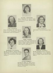 Page 10, 1949 Edition, Enfield High School - Blue Tide Yearbook (Enfield, NC) online yearbook collection