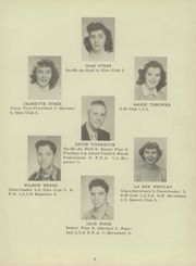 Page 13, 1949 Edition, Enfield High School - Blue Tide Yearbook (Enfield, NC) online yearbook collection