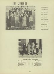 Page 15, 1949 Edition, Enfield High School - Blue Tide Yearbook (Enfield, NC) online yearbook collection