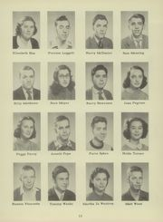 Page 17, 1949 Edition, Enfield High School - Blue Tide Yearbook (Enfield, NC) online yearbook collection