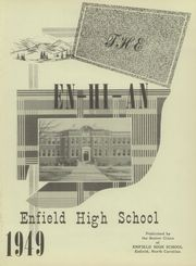 Page 5, 1949 Edition, Enfield High School - Blue Tide Yearbook (Enfield, NC) online yearbook collection