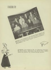 Page 7, 1949 Edition, Enfield High School - Blue Tide Yearbook (Enfield, NC) online yearbook collection