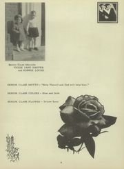 Page 8, 1949 Edition, Enfield High School - Blue Tide Yearbook (Enfield, NC) online yearbook collection