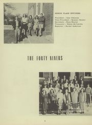 Page 9, 1949 Edition, Enfield High School - Blue Tide Yearbook (Enfield, NC) online yearbook collection