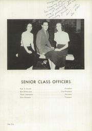Page 14, 1949 Edition, North Wilkesboro High School - Roar Yearbook (North Wilkesboro, NC) online yearbook collection