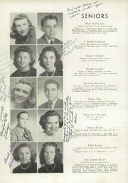 Page 16, 1949 Edition, North Wilkesboro High School - Roar Yearbook (North Wilkesboro, NC) online yearbook collection