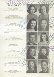 Page 17, 1949 Edition, North Wilkesboro High School - Roar Yearbook (North Wilkesboro, NC) online yearbook collection