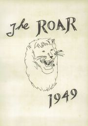 Page 5, 1949 Edition, North Wilkesboro High School - Roar Yearbook (North Wilkesboro, NC) online yearbook collection