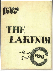1950 Edition, Mineral Springs High School - Larenim Yearbook (Winston Salem, NC)