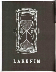 1951 Edition, Mineral Springs High School - Larenim Yearbook (Winston Salem, NC)