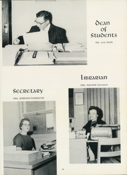 Page 17, 1961 Edition, Mineral Springs High School - Larenim Yearbook (Winston Salem, NC) online yearbook collection