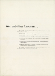 Page 6, 1961 Edition, Mineral Springs High School - Larenim Yearbook (Winston Salem, NC) online yearbook collection