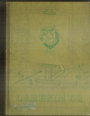 1962 Edition, Mineral Springs High School - Larenim Yearbook (Winston Salem, NC)