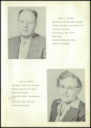 Page 13, 1954 Edition, Stanley High School - Cyclone Yearbook (Stanley, NM) online yearbook collection