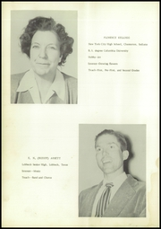 Page 14, 1954 Edition, Stanley High School - Cyclone Yearbook (Stanley, NM) online yearbook collection