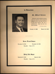 Page 10, 1949 Edition, Hanes High School - Blue Gold Yearbook (Winston Salem, NC) online yearbook collection