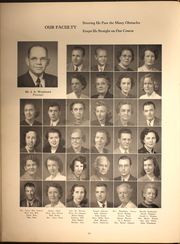 Page 14, 1949 Edition, Hanes High School - Blue Gold Yearbook (Winston Salem, NC) online yearbook collection