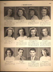 Page 16, 1949 Edition, Hanes High School - Blue Gold Yearbook (Winston Salem, NC) online yearbook collection
