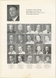 Page 14, 1951 Edition, Hanes High School - Blue Gold Yearbook (Winston Salem, NC) online yearbook collection