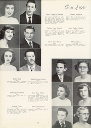 Page 16, 1951 Edition, Hanes High School - Blue Gold Yearbook (Winston Salem, NC) online yearbook collection