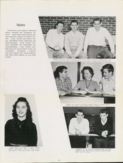 Page 11, 1955 Edition, Hanes High School - Blue Gold Yearbook (Winston Salem, NC) online yearbook collection