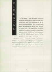 Page 8, 1960 Edition, Selma High School - Senoca Yearbook (Selma, NC) online yearbook collection