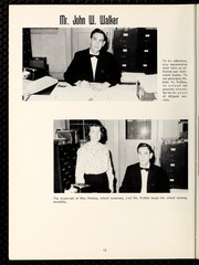 Page 16, 1965 Edition, Selma High School - Senoca Yearbook (Selma, NC) online yearbook collection