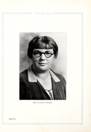 Page 10, 1928 Edition, Coon High School - Cocoon Yearbook (Wilson, NC) online yearbook collection