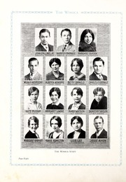 Page 14, 1928 Edition, Coon High School - Cocoon Yearbook (Wilson, NC) online yearbook collection