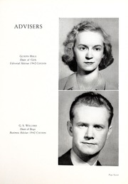 Page 11, 1942 Edition, Coon High School - Cocoon Yearbook (Wilson, NC) online yearbook collection