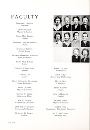 Page 12, 1942 Edition, Coon High School - Cocoon Yearbook (Wilson, NC) online yearbook collection