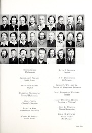 Page 13, 1942 Edition, Coon High School - Cocoon Yearbook (Wilson, NC) online yearbook collection