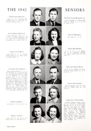 Page 16, 1942 Edition, Coon High School - Cocoon Yearbook (Wilson, NC) online yearbook collection