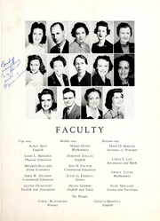 Page 11, 1944 Edition, Coon High School - Cocoon Yearbook (Wilson, NC) online yearbook collection