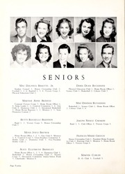 Page 16, 1944 Edition, Coon High School - Cocoon Yearbook (Wilson, NC) online yearbook collection