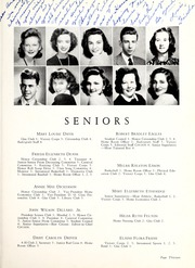 Page 17, 1944 Edition, Coon High School - Cocoon Yearbook (Wilson, NC) online yearbook collection