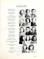 Page 13, 1945 Edition, Coon High School - Cocoon Yearbook (Wilson, NC) online yearbook collection