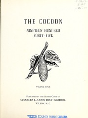Page 5, 1945 Edition, Coon High School - Cocoon Yearbook (Wilson, NC) online yearbook collection