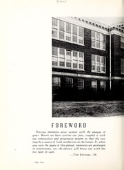 Page 6, 1945 Edition, Coon High School - Cocoon Yearbook (Wilson, NC) online yearbook collection