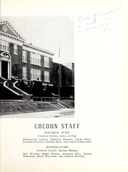 Page 7, 1945 Edition, Coon High School - Cocoon Yearbook (Wilson, NC) online yearbook collection