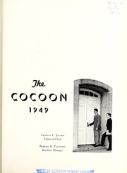 Page 5, 1949 Edition, Coon High School - Cocoon Yearbook (Wilson, NC) online yearbook collection