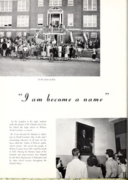 Page 14, 1950 Edition, Coon High School - Cocoon Yearbook (Wilson, NC) online yearbook collection
