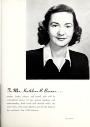 Page 15, 1950 Edition, Coon High School - Cocoon Yearbook (Wilson, NC) online yearbook collection