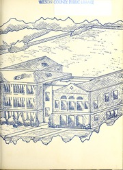 Page 3, 1950 Edition, Coon High School - Cocoon Yearbook (Wilson, NC) online yearbook collection